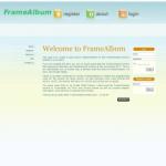 FrameAlbum site thumbnail