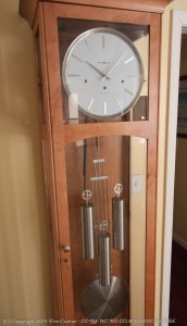 Howard Miller Contemporary Grandfather Floor Clock image
