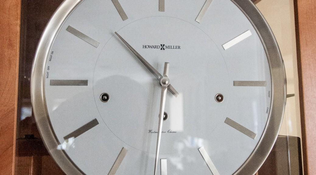 Howard Miller Contemporary Grandfather Floor Clock image